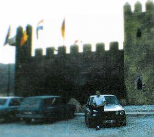 Malaga 1986 Spanien MK-RW-20